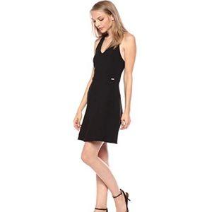 Armani Exchange Racerback Dress